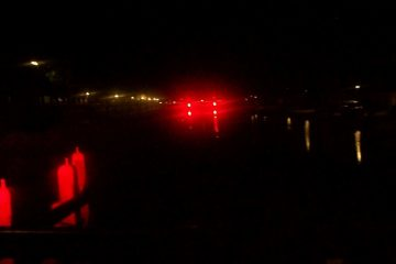 lichtjes in de verte