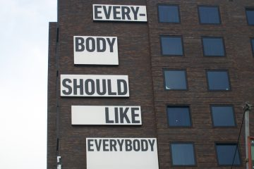Every-body should like everybody