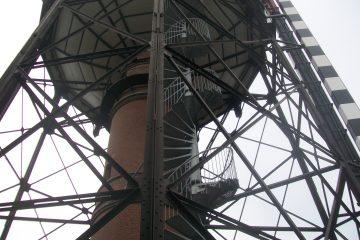trap naar de bovenkamer in Groningen