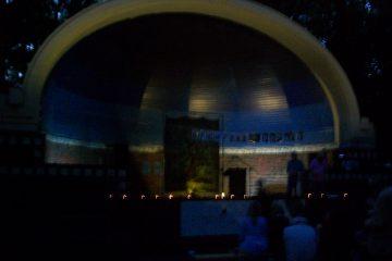 Dichters in het donker