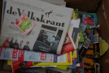 Gebeld door een callcenter medewerker over abonnementen op kranten en het bel-me-niet Register