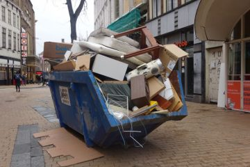 help even afvalbak