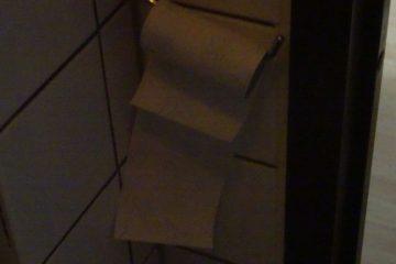 boodschappen tijdens de coronavirus toiletpapier