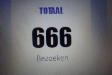 666 sporten voor het beest. 666X naar Basic-Fit