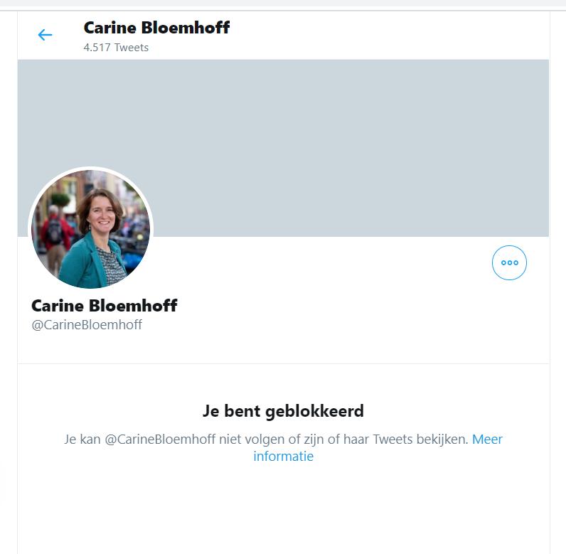 PvdA-wethouder Carine Bloemhoff blokkeert bijstandsgerechtigde die wil werken voor zijn geld.