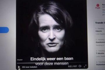 Propagandafilmpje PvdA wethouder Carine Bloemhoff.
